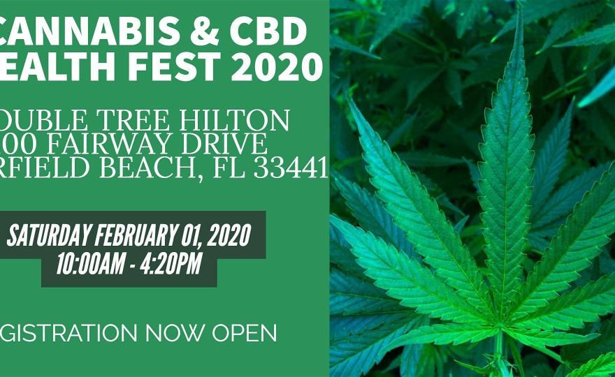 Cannabis and CBD Wellness Expo 2020