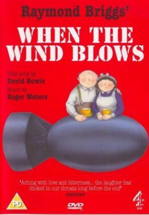 Resultado de imagem para final da animação when the wind blow