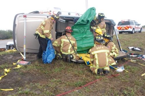 Accident in Boca Raton