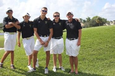 Boca Christian Golf