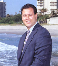 Ari Albinder, owner/broker of Mizner Grande Realty.