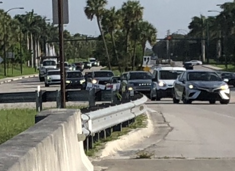 boca bridges gas leak