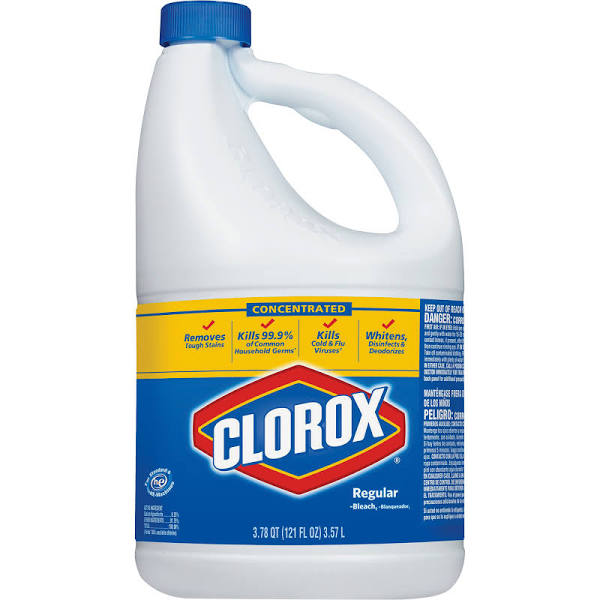 what happens when you drink clorox