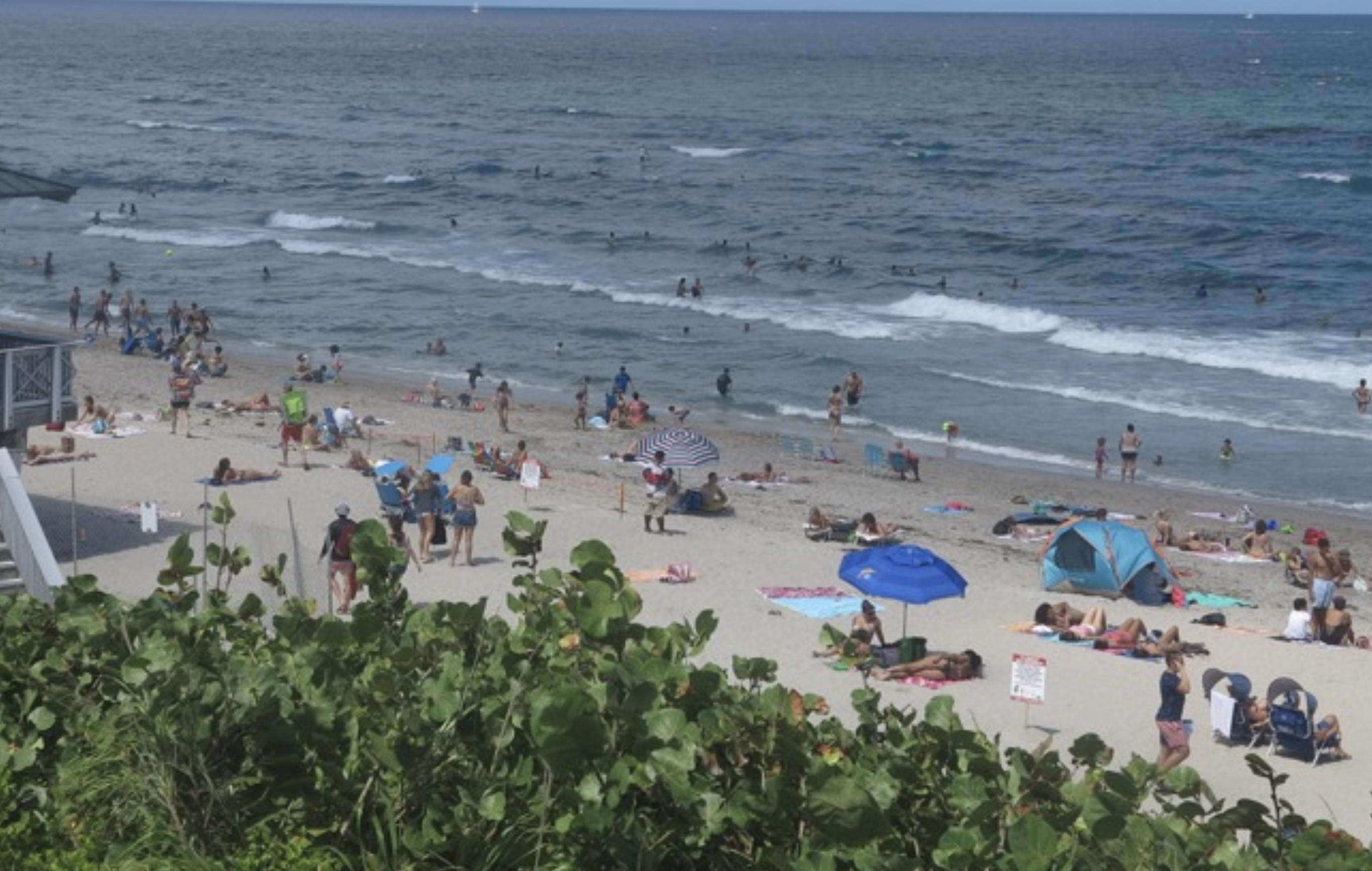 Boca Raton Beach May 22