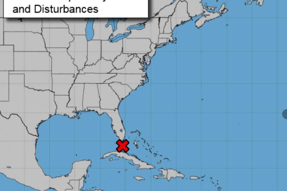 Tropical system may 15 2020