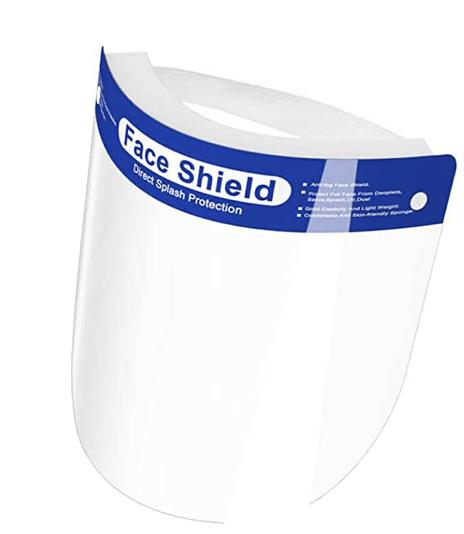 Face Shield palm beach