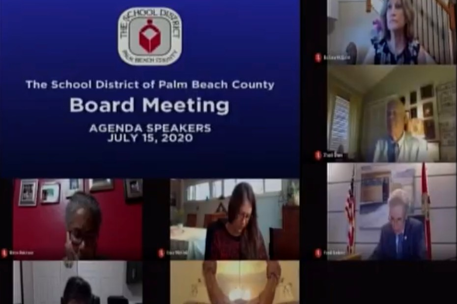 palm beach county school board