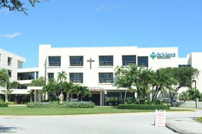 st mary's medical center