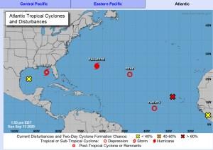 hurricane center sunday