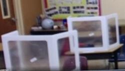 Boca Area Elementary School boxes