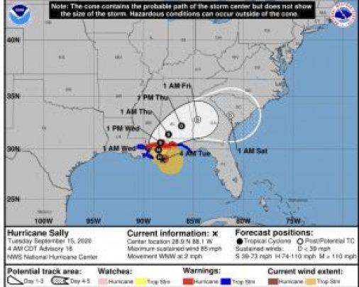 hurricane sally