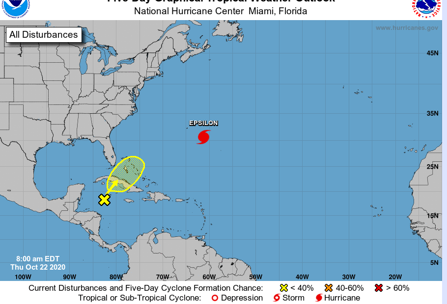 Tropical System Florida