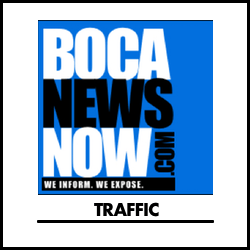 traffic news from bocanewsnow.com