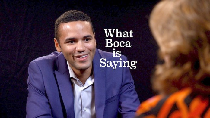 What Boca is Saying – Eric Gooden