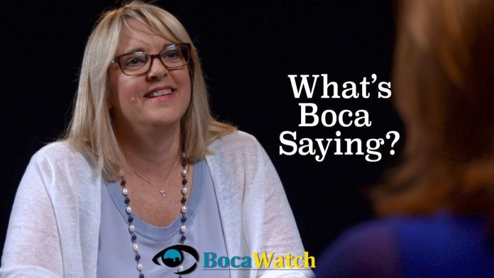 What's Boca Saying: Monica Mayotte