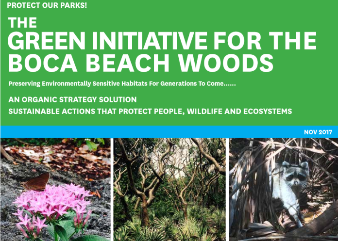 Demand Boca Raton 'OPT-OUT 'of Using Chemical Pesticides: STOP 'Poisoning' Beach Parks and Dune Woods Environment!