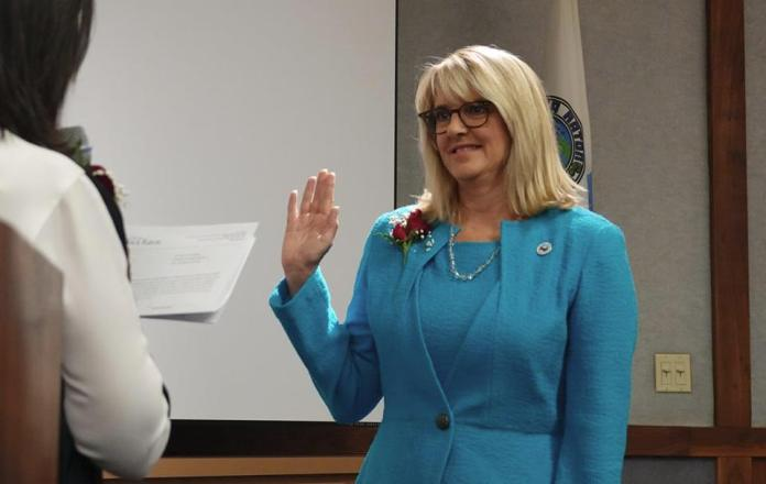 Boca Raton City Council Swears In Monica Mayotte & Jeremy Rodgers