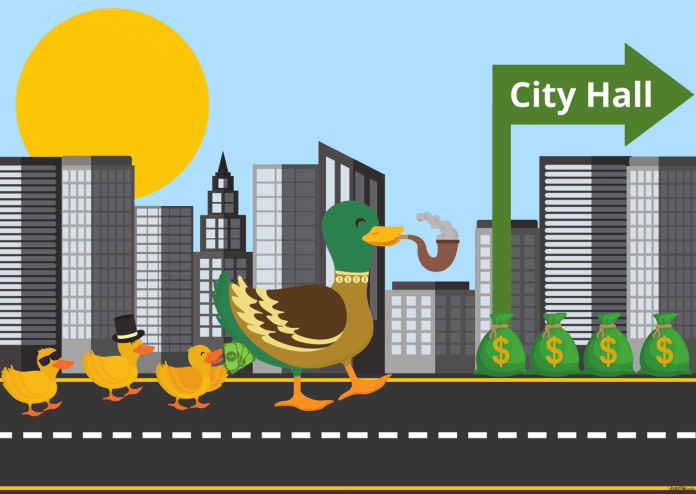 The Quack Pack – Cronyism Hits A Dead End At City Hall