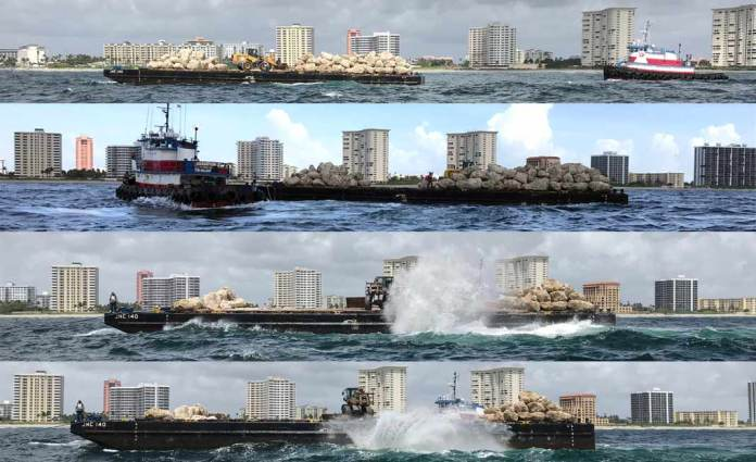 Boca's Newest Artificial Reef: Why Not More Inshore for Snorkelers?