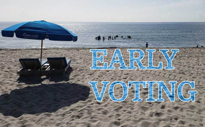 Early Voting In Boca Raton: From August 13th – 26th At The Downtown Library