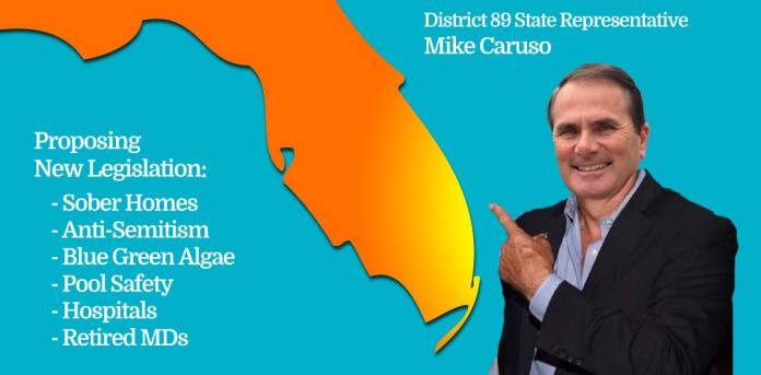 Mike Caruso Legislative Update