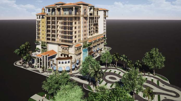 Downtown Upgrade: Royal Palm Hotel In Detail