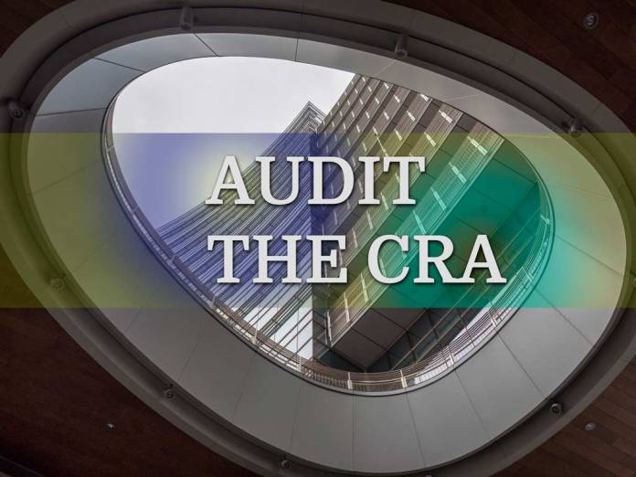 Why Boca Needs an Independent Audit of our CRA