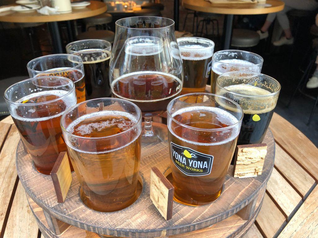 ヤッホーブルーイングクラフトビール