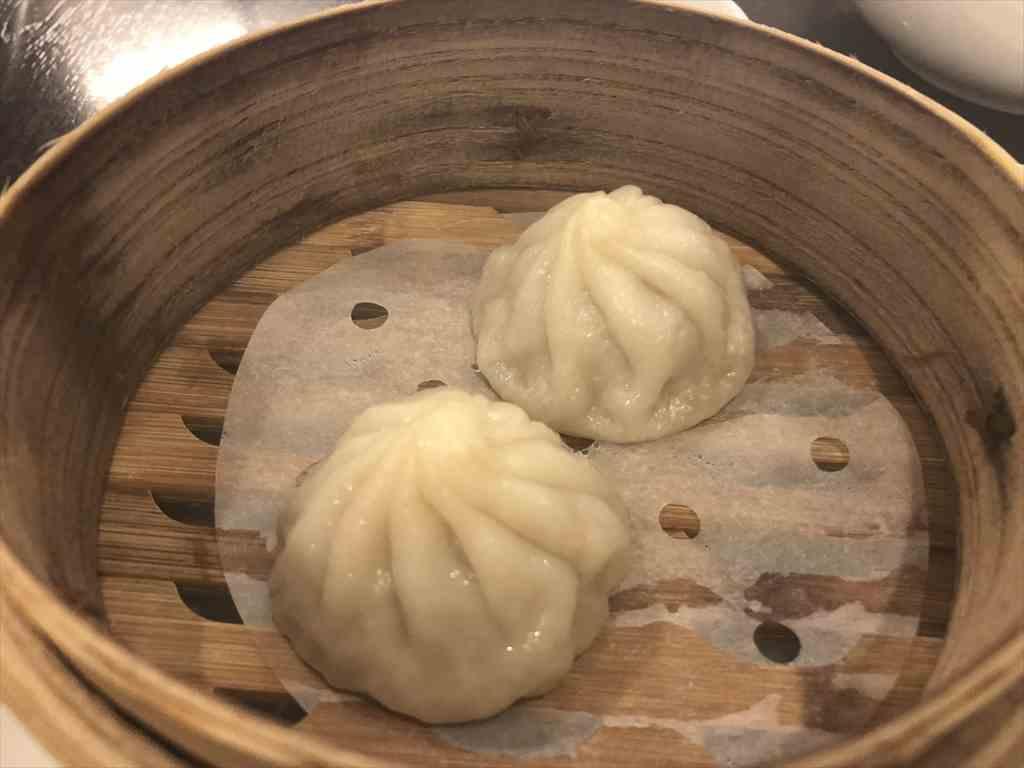 横浜中華街菜香新館小籠包