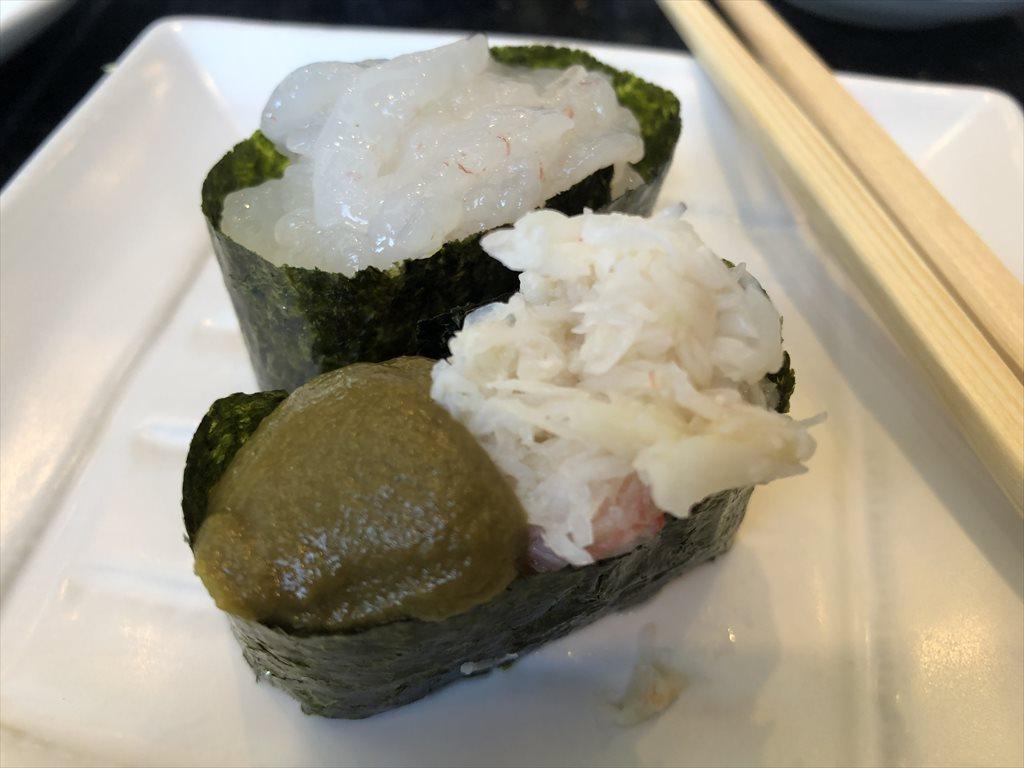 金沢まいもん寿司食べ放題