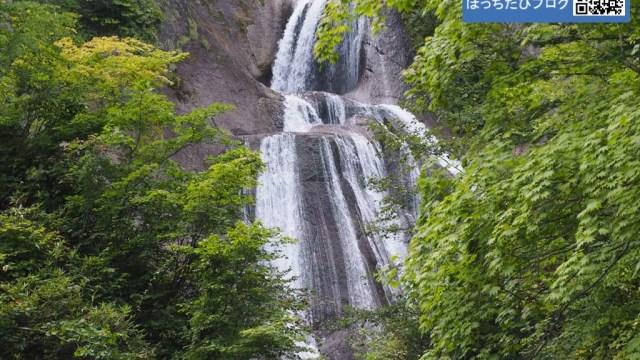 天人峡羽衣の滝