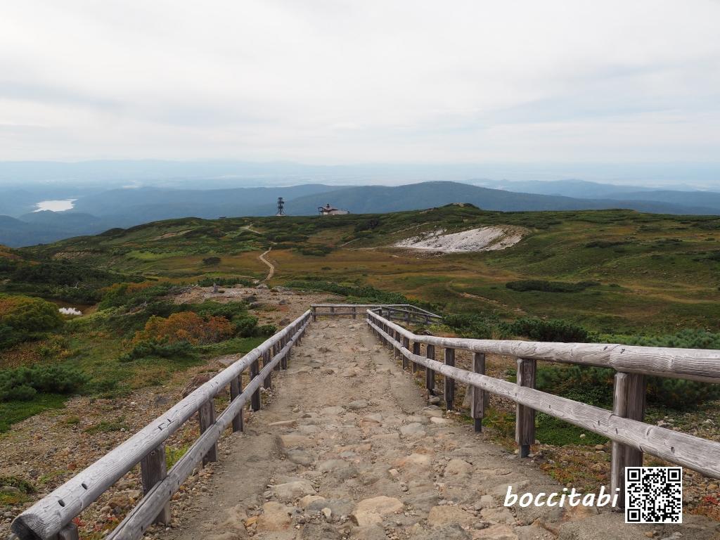 旭岳姿見の池自然探勝路