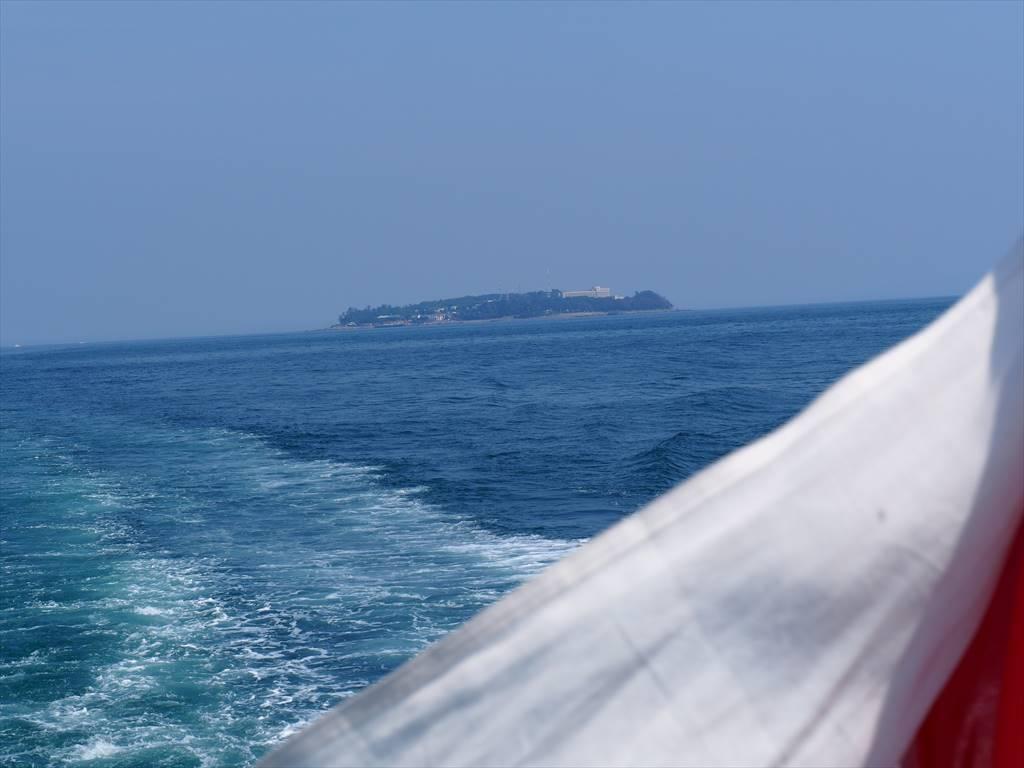 初島航路 初島