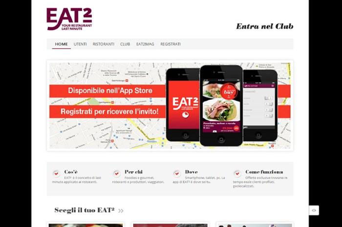 Eat2. Il ristorante last minute
