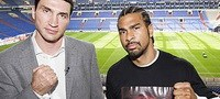 Haye to Meet Klitschko in Heavyweight Showdown