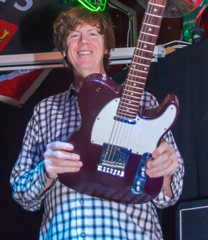 Thurston Moore Rescue Guitar