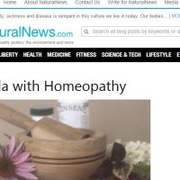 Criminally Irresponsible Advice -- Treating Ebola With Homeopathy