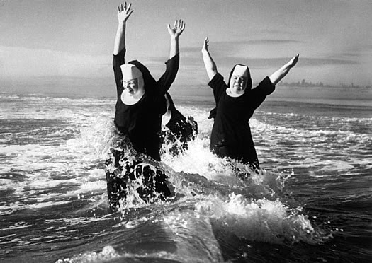 burkini nun swimming