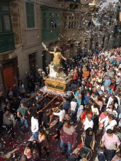 L-irxoxt - Easter Procession in Cospicua Bormla