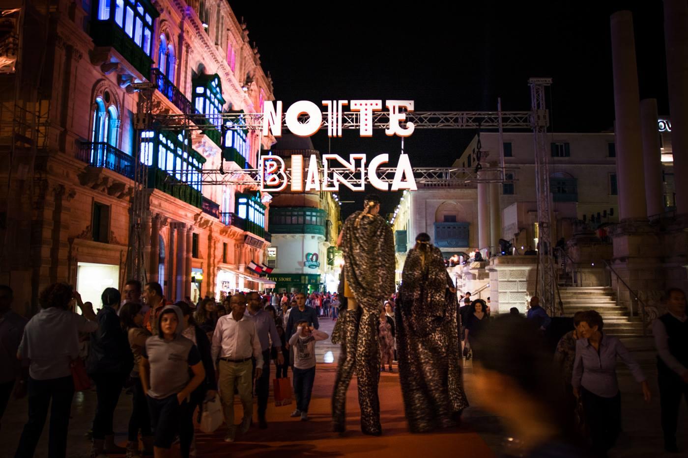 Notte Bianca in Valletta