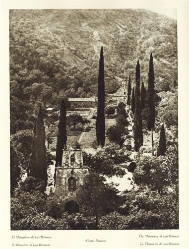 El monasterio de las Batuecas