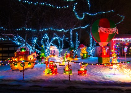 Denver lights