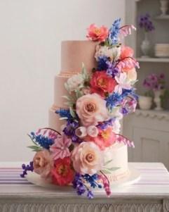 Cake 8 Flowers