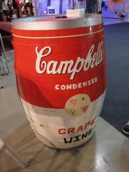 Inspiración Warhol en la cafetería!