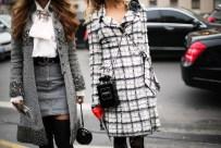 Chanel coats, bags and belt
