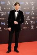 Adrián Lastra en Dolce & Gabbana