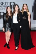 Haim in Saint Laurent