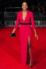 Naomi Harris in Gucci