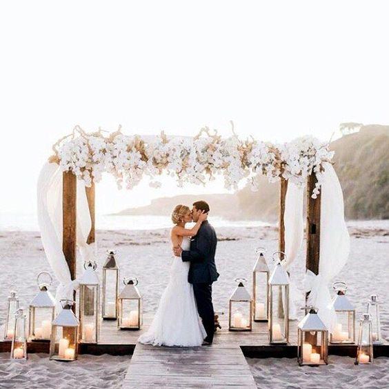 Beach Wedding Expenses