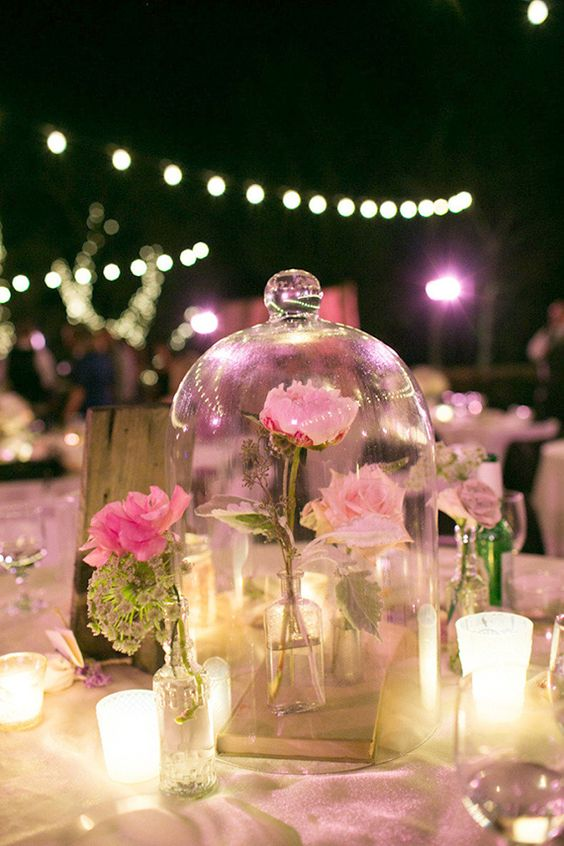 Wedding Bell Lights
